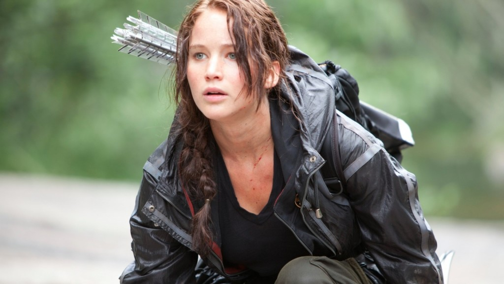 Jennifer Lawrence Photos Photos - The Hunger Games Stars